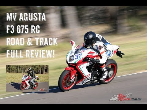 2018 MV Agusta F3 675 RC Edition Review