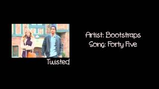 Bootstraps - Forty Five (Twisted Soundtrack)