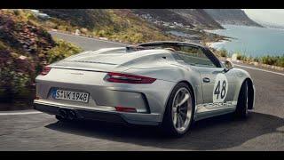The new Porsche 911 Speedster: Highlight Film