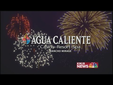 Agua Caliente Casino Resort Spa First Annual Fourth of July Fireworks Celebration