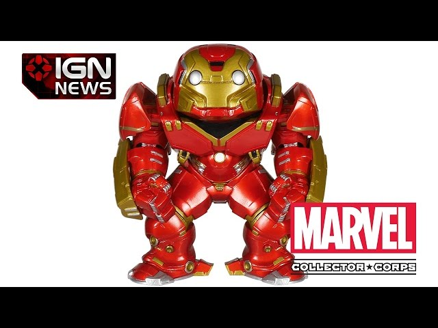 Marvel and Funko Team Up for New Subscription Box - IGN News