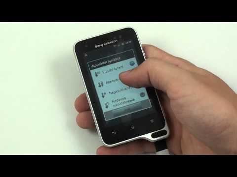 Перепрошивка Sony Ericsson U5I На Android