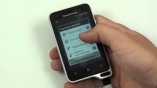 Sony Ericsson Xperia Active - OS Android 2.3 Gingerbread