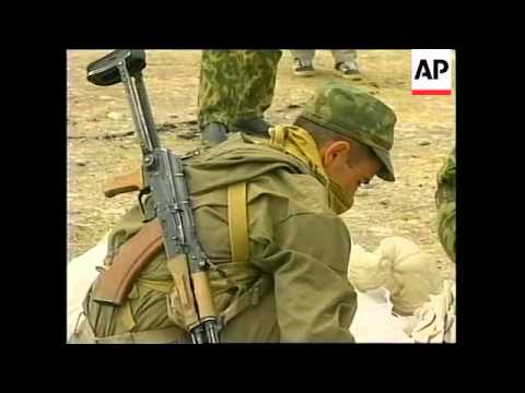 Latest pictures of Tajikistan-Afghanistan border