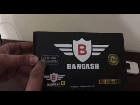 Bangash receiver بنجش رسيفر الكوري