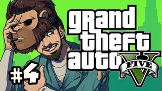 CHOP THE ROTTWEILER - Grand Theft Auto V ( GTA 5 ) w/ Nova Ep.4