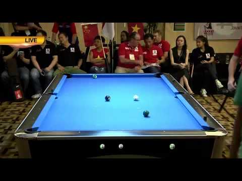 Simon (Shanghai) vs Rob (HoChiMinh)