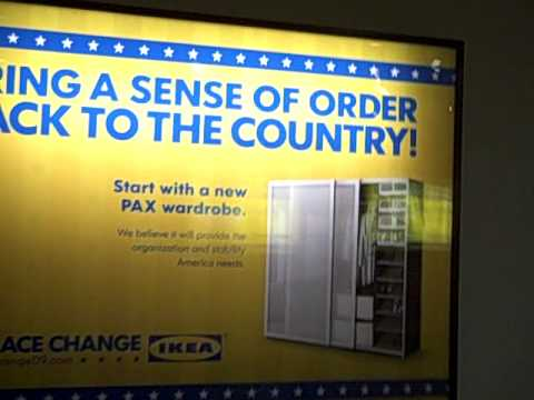 Vote for the Obama/IKEA ticket