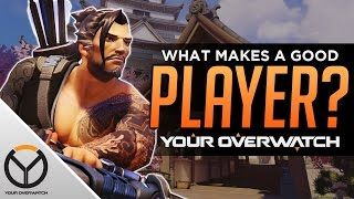 Overwatch: What Makes A Good Player?