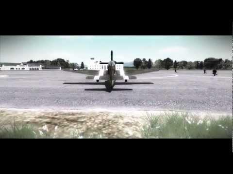 ◀ DCS: P-51D Mustang Combat Simulator (Dogfight)