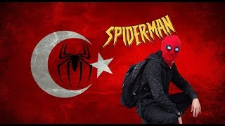 SPİDERMAN  TROLL TRAİLER
