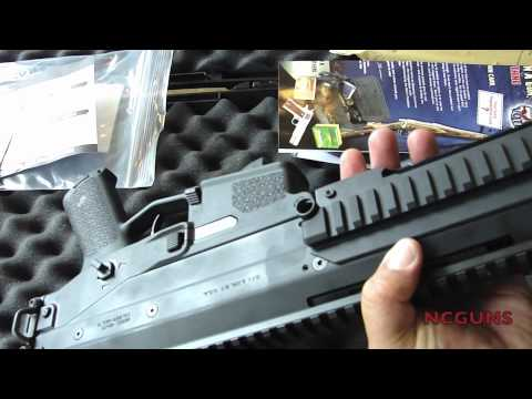 Unboxing BushMaster ACR Enhanced Rifle 556