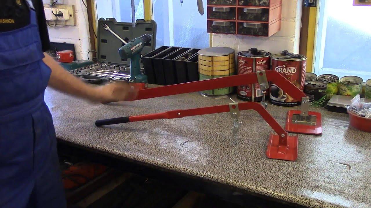 Самодельные приспособления для ремонта автомобиля своими руками 83