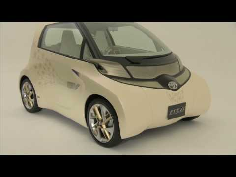 New Toyota FT-EV II Concept HD