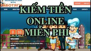 Web thuê nhân viên Kiếm tiền online kiếm đồng RUB mới ra 0 ngày  Kiếm tiền online 2018