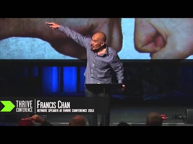 Francis Chan: The Holiness of God--The Secret for Fearless Preaching--and Living