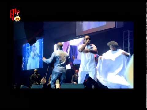 Olamide And Kwam1 Perform Together On Stage video