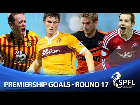 Watch every goal from the Scottish Premiership!