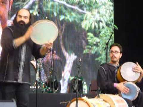 Penang World Music Festival 2013 -- NASOUT from Iran - 3