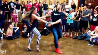 Little Mix - Salute - William Teixeira and Paloma Alves - 2016 Los Angeles Zouk Congress