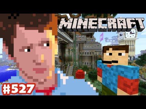 Minecraft - Episode 527 - Adam's New PC and Brett's New House