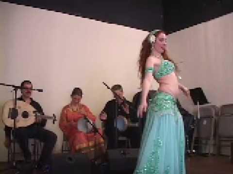 zahara drum solo dance