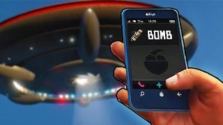 GTA 5 Easter Egg - SOLVING THE SECRET PHONE NUMBER BOMB! (GTA 5 Black Cellphones Mystery)