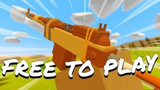 Rust but it's a free to play game