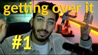 WATARI - GETTING OVER IT #1 - COMMENT FAIRE DU SEXY HIKING !
