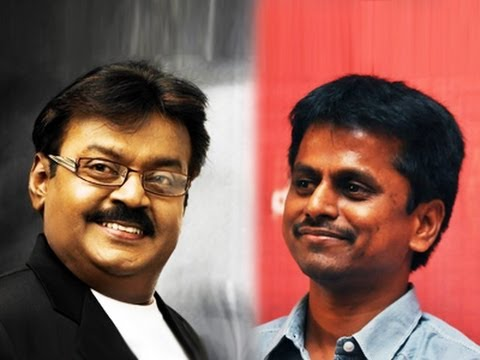 Captain approached Murugadoss ?