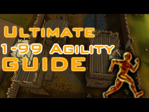 Alotic | Ultimate1-99 Agility Guide | Best Way to Train Agility!