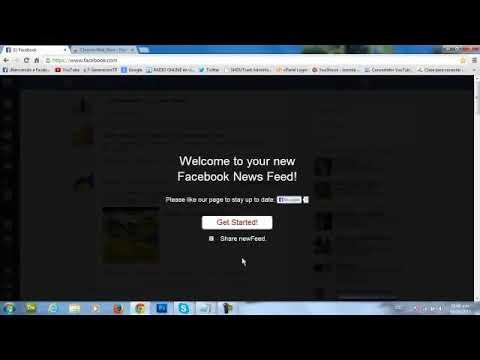 Facebook 2013- Actualizar a nueva versión NOVIEMBRE 2013