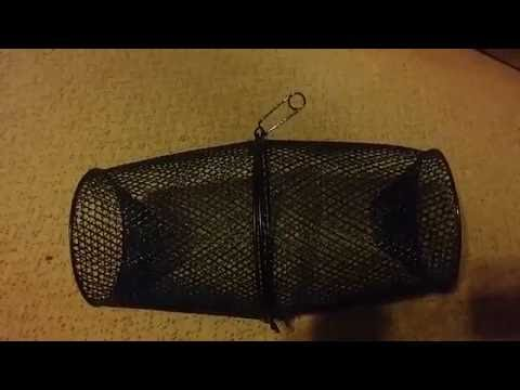 Crayfish Trap Review Part 1