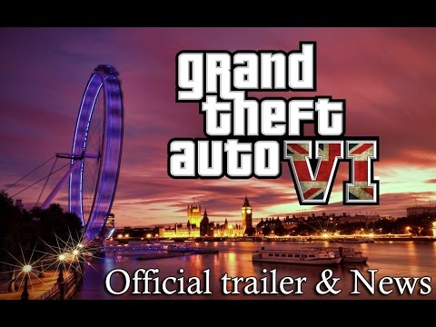 GTA 6 Official Trailer And Features Release Date | Tech Game & Apps