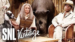 Brian Fellow's Safari Planet: A Goat and a Miniature Horse - SNL