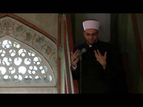Hutba poslanikov S.a.w.s Savjet Ibn Abbasu R.a. - H.hfz. Sadrudin Ef. Išerić video