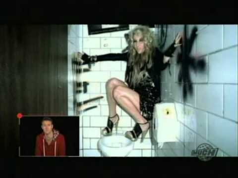 Taio Cruz feat. Ke$ha - Dirty Picture (Video On Trial)