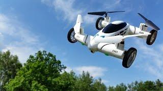 SY X25-1 Space Explorer - Létající auto #1