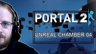 UNREAL CHAMBER 04 - Custom Portal 2 Map | MossiLP