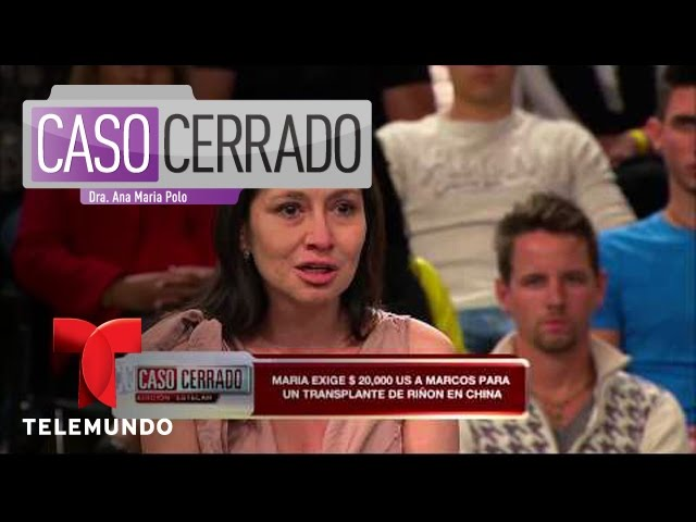Caso Cerrado Estelar / Caso 506  (1/5)  / Telemundo