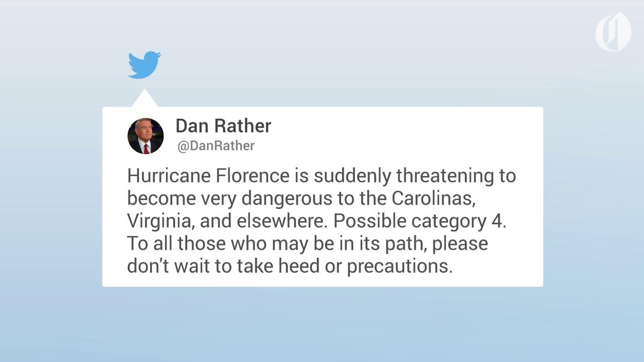 Over one million evacuate in the Carolinas ahead of hurricane