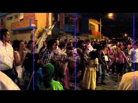 Cantos de Animacion - La Raza - Pascua Juvenil 2011 - Valle Hermoso