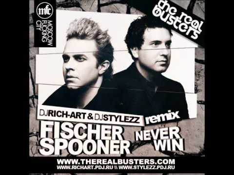 Fischerspooner - Never Win (DJ RICH-ART & DJ STYLEZZ Remix)