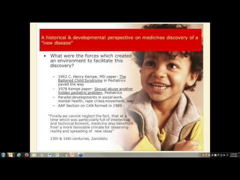 "ISPCAN Webinar Series - Oct 2016 ""Introduction to the Medical Evaluation of the Child Alleged to..."" thumbnail"