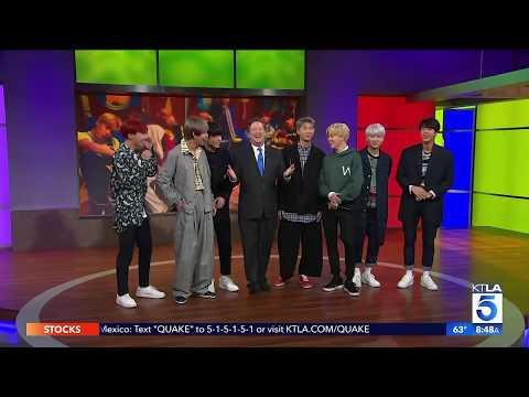 BTS Jungkook Called RM on KTLA 5 [MEMBER FOCUS REACTION]