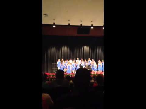 Cape Henlopen high school 2014 chorus