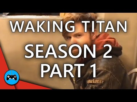 Waking Titan: Season 2 Part 1 - Atlas Passes & NYC Live Drop | GAMES