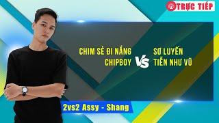 Trực tiếp AoE ShowMatch | Chim Sẻ Đi Nắng + Chipboy vs Sơ Luyến,Tiễn Như Vũ | Ngày 08/07/2019