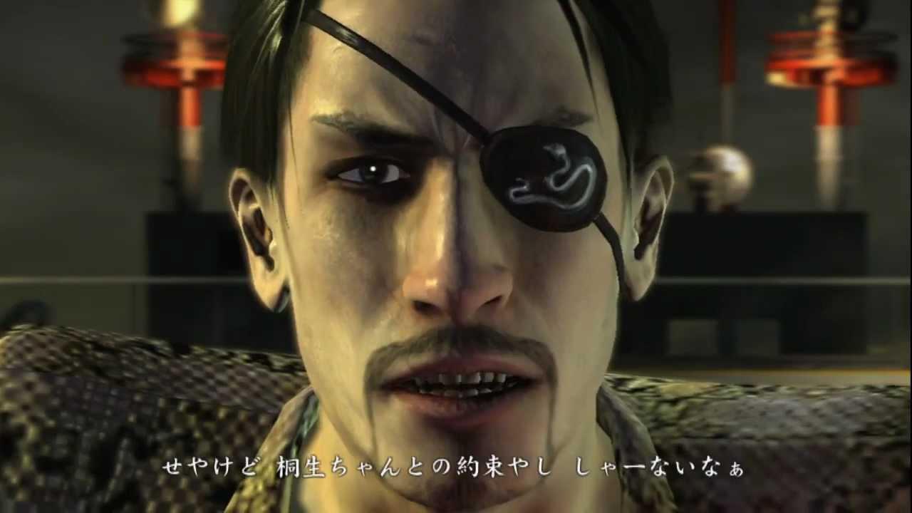 yukima00ch 龍が如く3 Gameplay3 (PS3) - YouTube