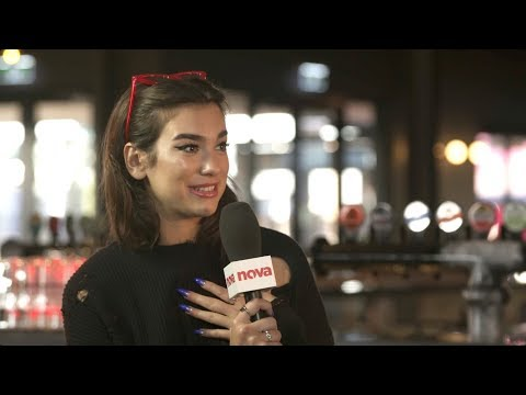Dua Lipa on her new track with Calvin Harris